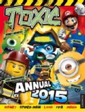 Toxic Annual 2015 (Hardcover)