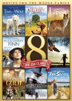 8-Movie Timeless Classics (DVD)
