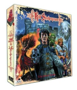 Kill Shakespeare the Board Game (Game)