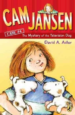 Cam Jansen and the Mystery of the Television Dog (Paperback)