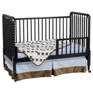 Jenny Lind Toddler Bed Conversion Kit in Ebony