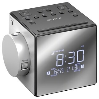 Sony Clock Radio - 0.1 W RMS - Mono