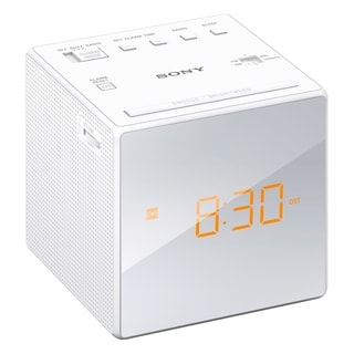 Sony Portable Clock Radio - 0.1 W RMS - Mono