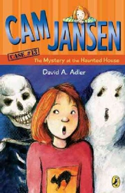Cam Jansen and the Mystery at the Haunted House (Paperback)