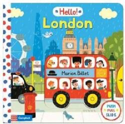 Hello! London (Board book)