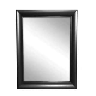 USA-Made Ballroom Black Rayne Wall Mirror