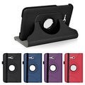 BasAcc 360 Rotating Leather Case Stand for Samsung Galaxy Tab 3 Lite 7.0 T110