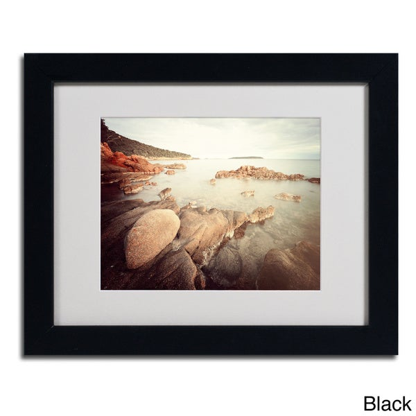 Philippe Sainte-Laudy 'Surrender' Framed Matted Art