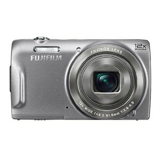 Fujifilm FinePix T550 16MP Silver Digital Camera