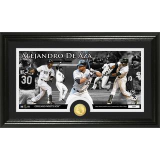 Alejandro De Aza Bronze Coin Panoramic Photo Mint