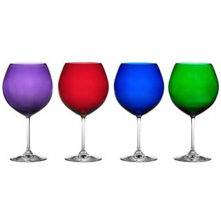 Marquis by Waterford Vintage Jewels Aromatic Balloon Wine Glasses (Set of 4)