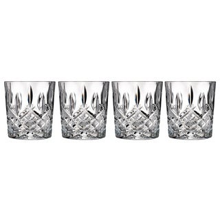 Marquis by Waterford Markham Double Old Fashioned Glasses (Set of 4)