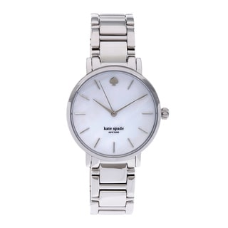 kate spade New York Women's 1YRU0001 'Gramercy' Bracelet Watch