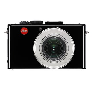 Leica D Lux 6 10.1MP Glossy Black Digital Camera