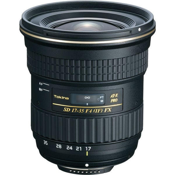 Tokina 17-35mm f/4 Pro FX Lens for Canon