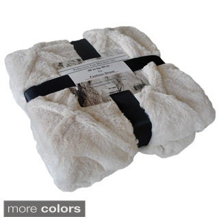 Fashion Street Knot Throw Blanket