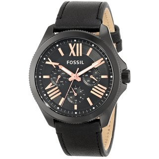Fossil Women's AM4523 Cecile Black Watch