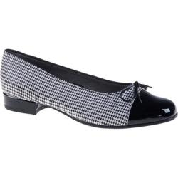 Women's ara Bel 43708 II Houndstooth Print Leather/Patent