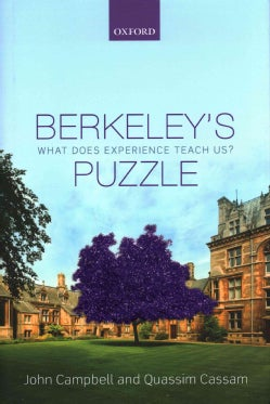 Berkeley's Puzzle: What Does Experience Teach Us? (Hardcover)