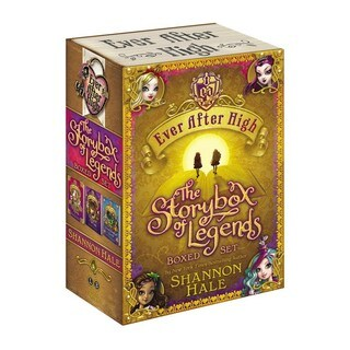 Ever After High: The Storybox of Legends (Hardcover)