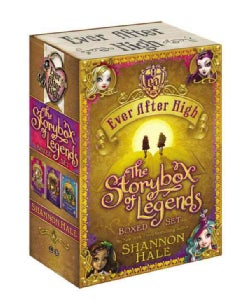 Ever After High: The Storybox of Legends Set (Hardcover)