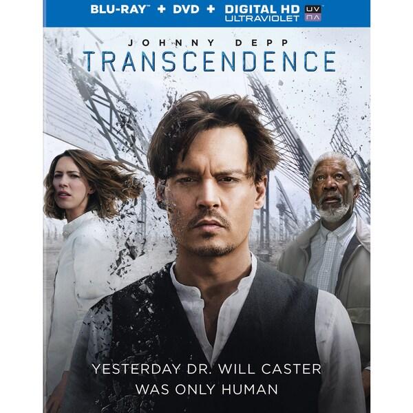 Transcendence (Blu-ray/DVD) 12707066