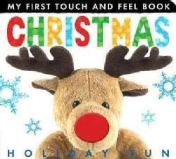 Christmas Holiday Fun (Board book)