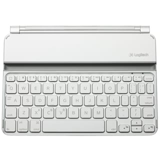 Logitech Ultrathin Keyboard Cover Mini for iPad Mini - White