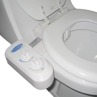 Blue Bidet BB-2000 Dual Nozzle Attachable Bidet