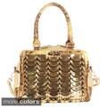 Nicole Lee 'Grechen' Circular Chained Hobo Bag