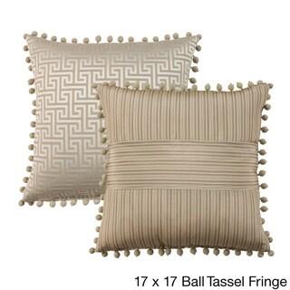 Wingate Reversible Decorative Pillow- Multiple Options