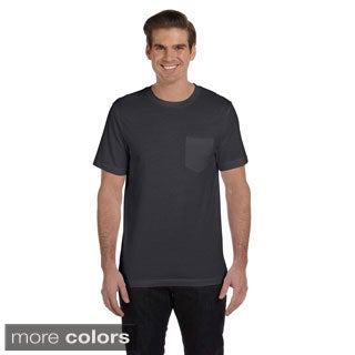 Bella Men's Jersey Pocket T-Shirt