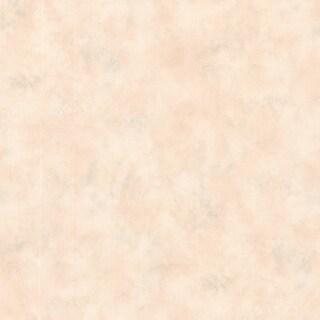 Georgia Peach Ornate Texture Wallpaper