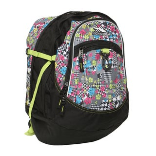 High Sierra Blossom Collage Fatboy Backpack