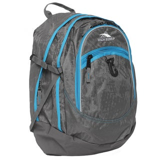 High Sierra Charcoal Treads Fatboy Backpack
