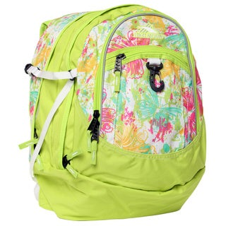 High Sierra Bright Flight Chartreuse Fatboy Backpack