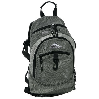 High Sierra Ash/ Satin Sheet Airhead Backpack