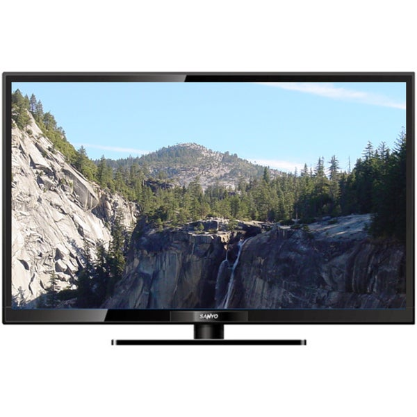 Sanyo DP24E14 24-inch 720p 60 Hz LED-LCD HDTV (Refurbished)
