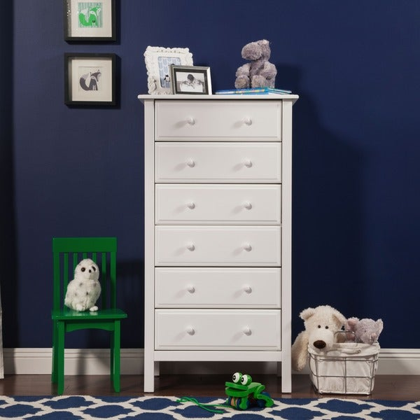 Davinci Jayden 6 Drawer Tall Dresser 16142465