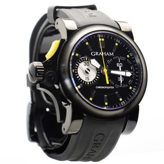 Graham Men's 2TRAB.B01A Chronofighter RAC Trigger Watch