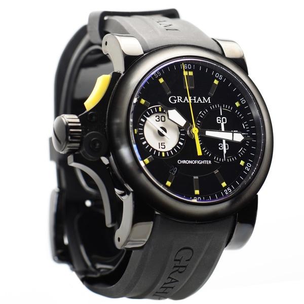 Graham Men's 2TRAB.B01A Chronofighter RAC Trigger Watch