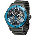 Stuhrling Original Men's Alpine Slalom Automatic Stainless Steel Bracelet Watch