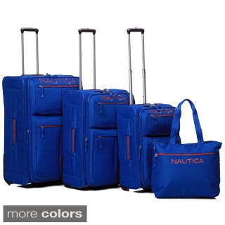 Nautica Maritime 4-piece Luggage Set