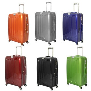 Heys Crown Edition L Elite Lightweight 30-inch Large Hardside Spinner Upright with TSA Lock