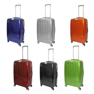 Heys Crown Edition L Elite Lightweight 26-inch Large Hardside Spinner Upright with TSA Lock