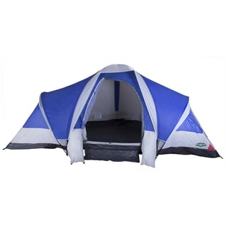 Stansport Grand 18 3-Room 8-Person Tent