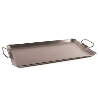 Camping Steel Griddle wHandles