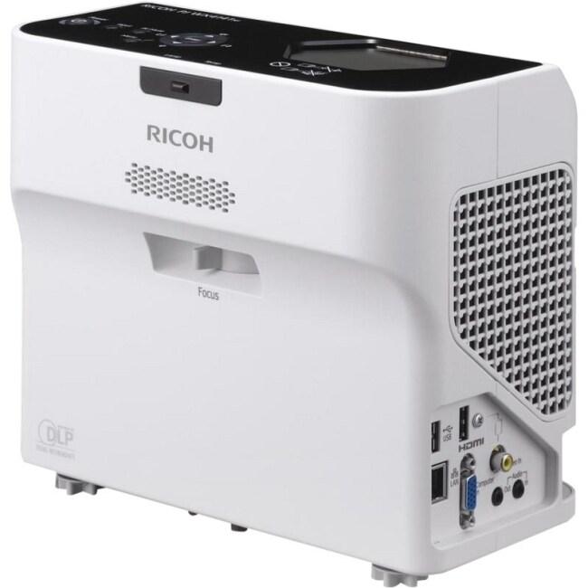 Ricoh PJ WX4141N 3D Ready DLP Projector - HDTV - 16:10 at Sears.com
