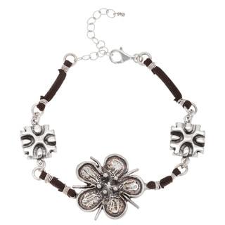 Sterling Silver Luck of the Islands Bracelet