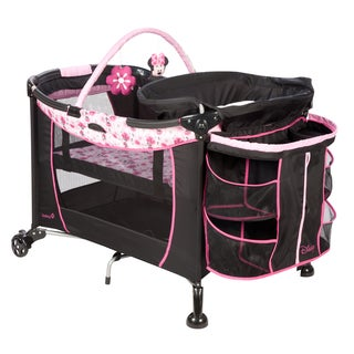 Disney Care Center Playard in Floral Minnie